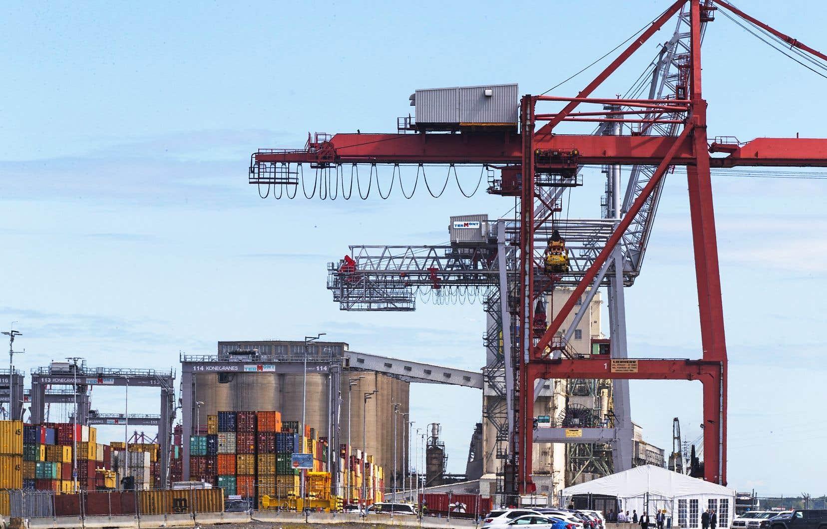 «En 2020, nous croyons qu'il est temps que la gestion du Port de Montréal fasse preuve d'un bon leadership et comprenne que ce qui était raisonnable autrefois ne l'est plus aujourd'hui», écrit l'auteur.
