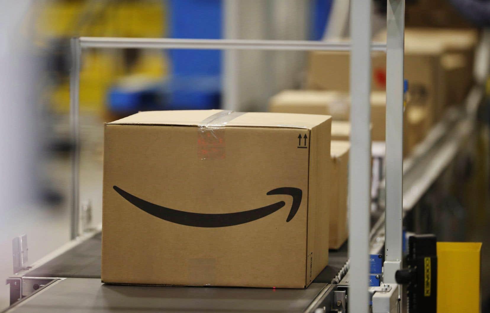 Le Bureau veut notamment vérifier si les politiques d'Amazon pourraient avoir une influence sur la volonté des commerçants de vendre leurs produits à un prix plus bas sur d'autres plateformes.