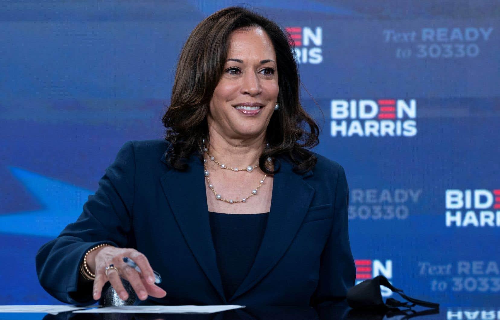 Selon Jean Sinzdak, le choix de Kamala Harris comme colistière de Joe Biden est assez malin, parce qu'elle ne représente pas l'extrême gauche ni même la frange progressiste du Parti démocrate, ce qui évite de s'aliéner des appuis.