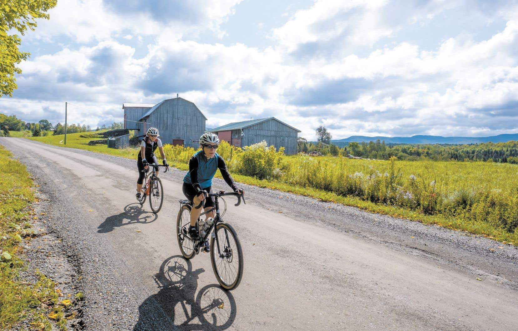 Le chemin Stagecoach, dans les Cantons-de-l'Est