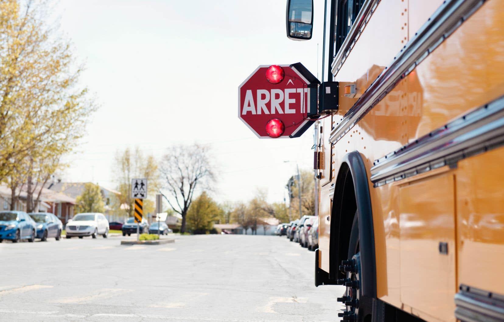 Les conducteurs de véhicules scolaires, comme les autres travailleurs du milieu de l'éducation, dénoncent le manque de clarté du plan du ministre Jean-François Roberge.