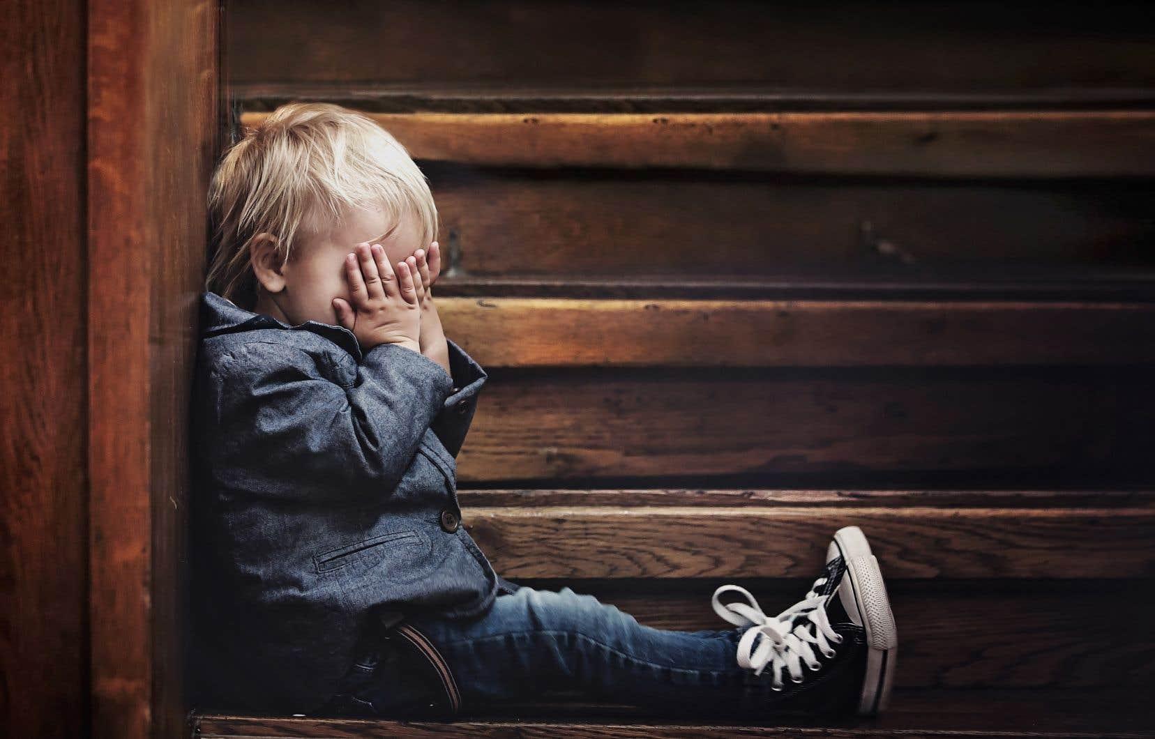 «La distanciation est difficile pour les tout-petits puisque c'est par le jeu et la proximité qu'ils apprennent à socialiser», souligne Christine Grou, présidente de l'Ordre des psychologues du Québec.