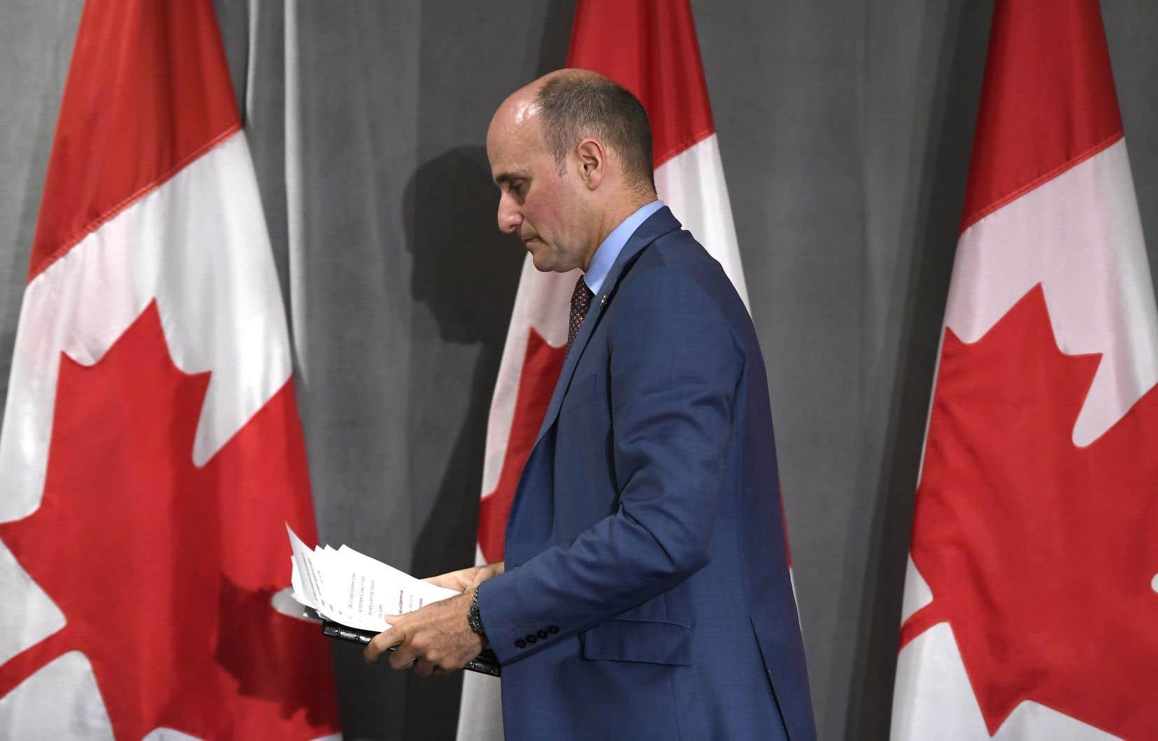 Le président du Conseil du trésor et député de Québec, Jean-Yves Duclos, a jugé sous-optimale pour le Québec une collaboration avec l'organisme UNIS.