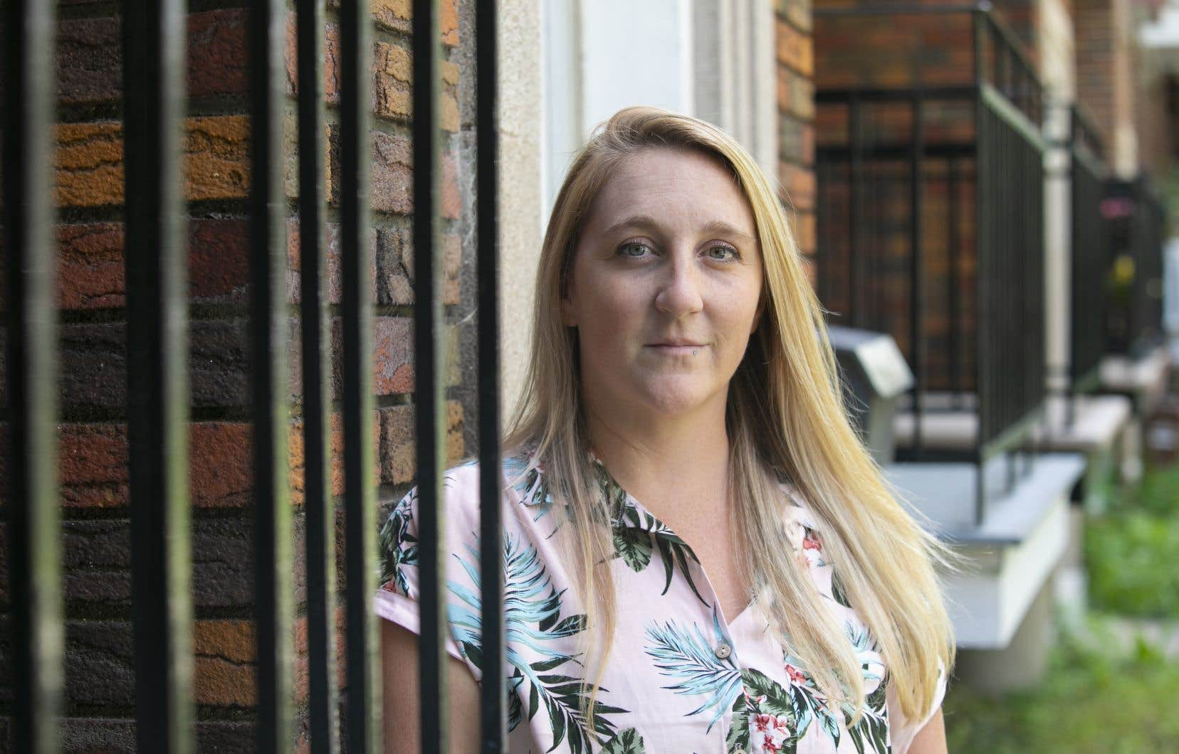 Après avoir passé plus de sept ans à l'urgence de l'hôpital Maisonneuve-Rosemont, l'infirmière Marilou Richer-LeBlanc 32ans a tout lâché, lessivée par les derniers mois.