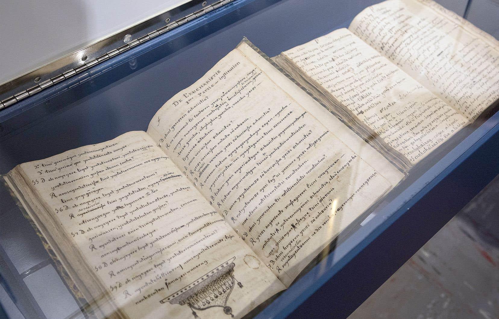 «Les archives conservées par les Sulpiciens couvrent cinq siècles d'histoire», rappellent les auteurs.