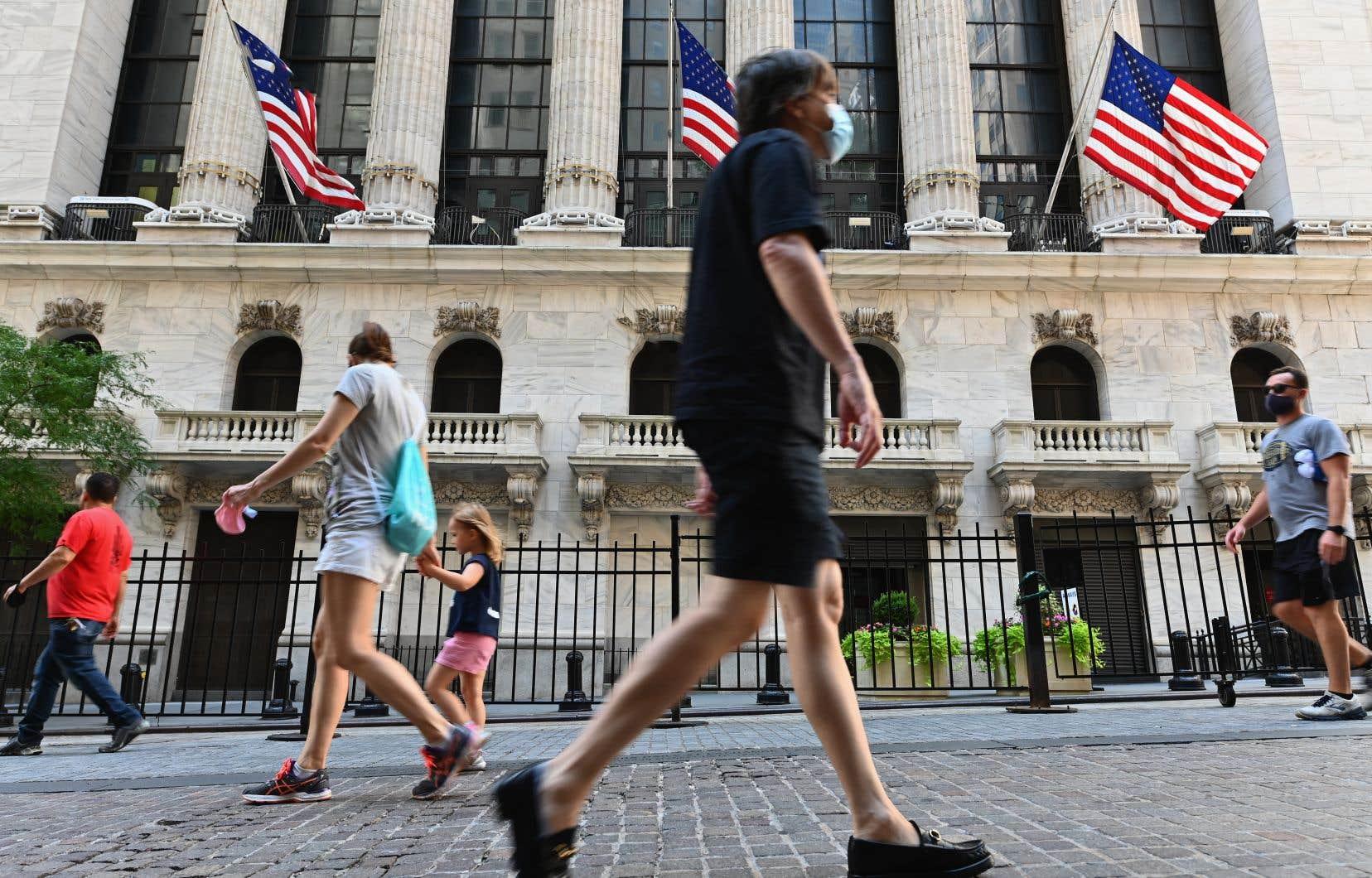 Wall Street va-t-elle finir par redonner le sourire aux Américains?