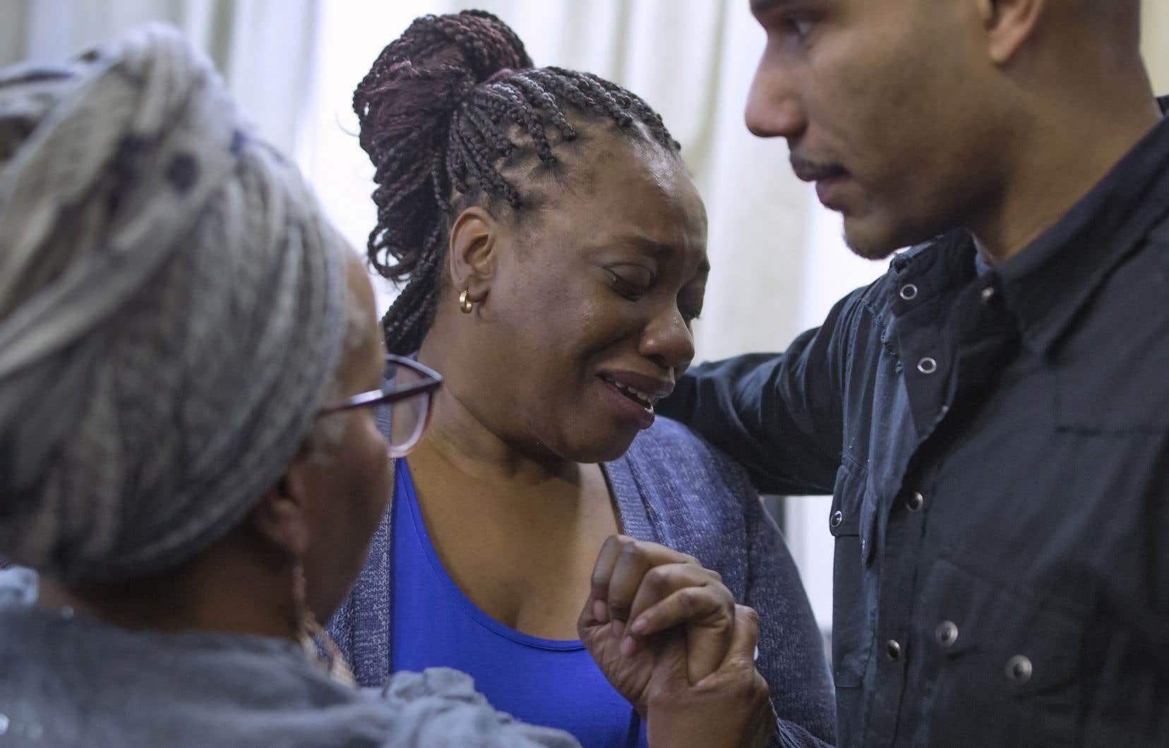 La famille de Pierre Coriolan n'a reçu que 5000$ du ministère de la Sécurité publique afin de défrayer ses frais d'avocats dans le cadre de l'enquête du coroner.
