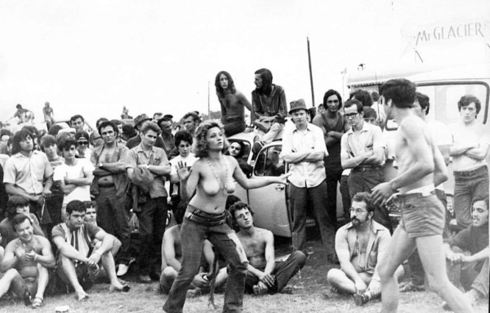 Daniel Bell croyait que Woodstock saignerait les tours &agrave; bureaux: c&rsquo;est exactement le contraire qui s&rsquo;est produit.<br />