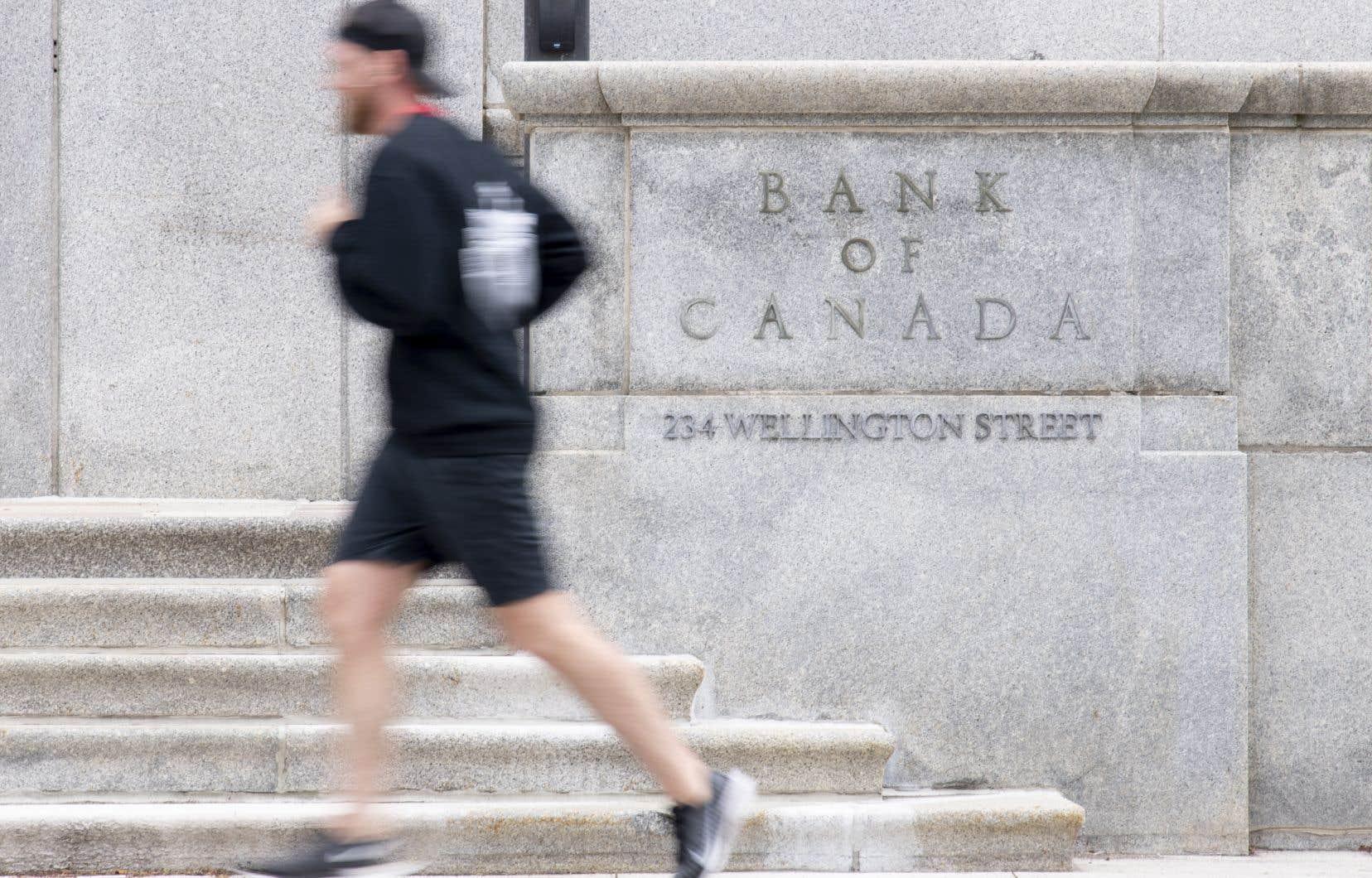Tous les cinq ans, le gouvernement fédéral fait le point avec la banque centrale sur son principal mandat en matière de politique monétaire.