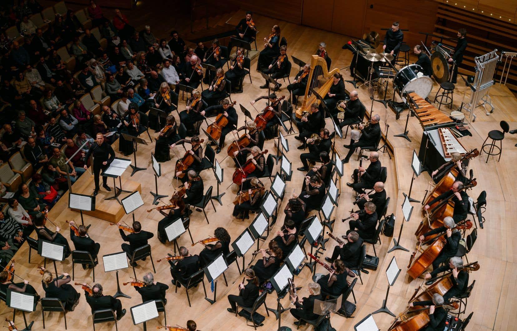 Les concerts de l'OM seront de 75 minutes, sans pause, et accueilleront le maximum de spectateurs permis, soit 250, selon les règles en vigueur pour le moment.