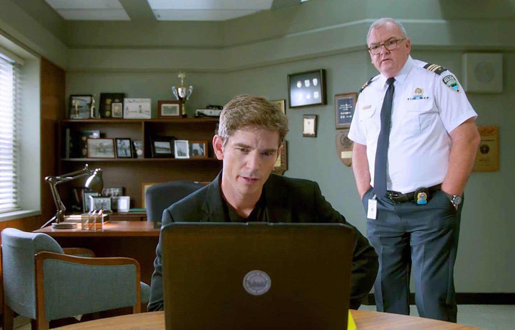 Dans les quatre épisodes de «District 31» qui feront à la fois office de conclusion de la quatrième saison et d'introduction à la cinquième, aucun rapprochement physique n'est à signaler.