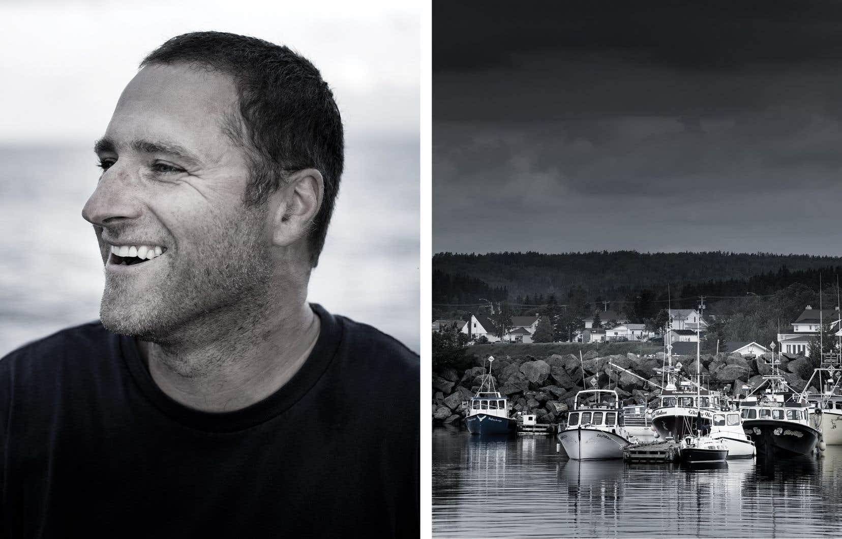 D'aussi loin qu'il se souvienne, Gino Lelièvre a toujours adoré la mer, sans doute un legs de son père capitaine.