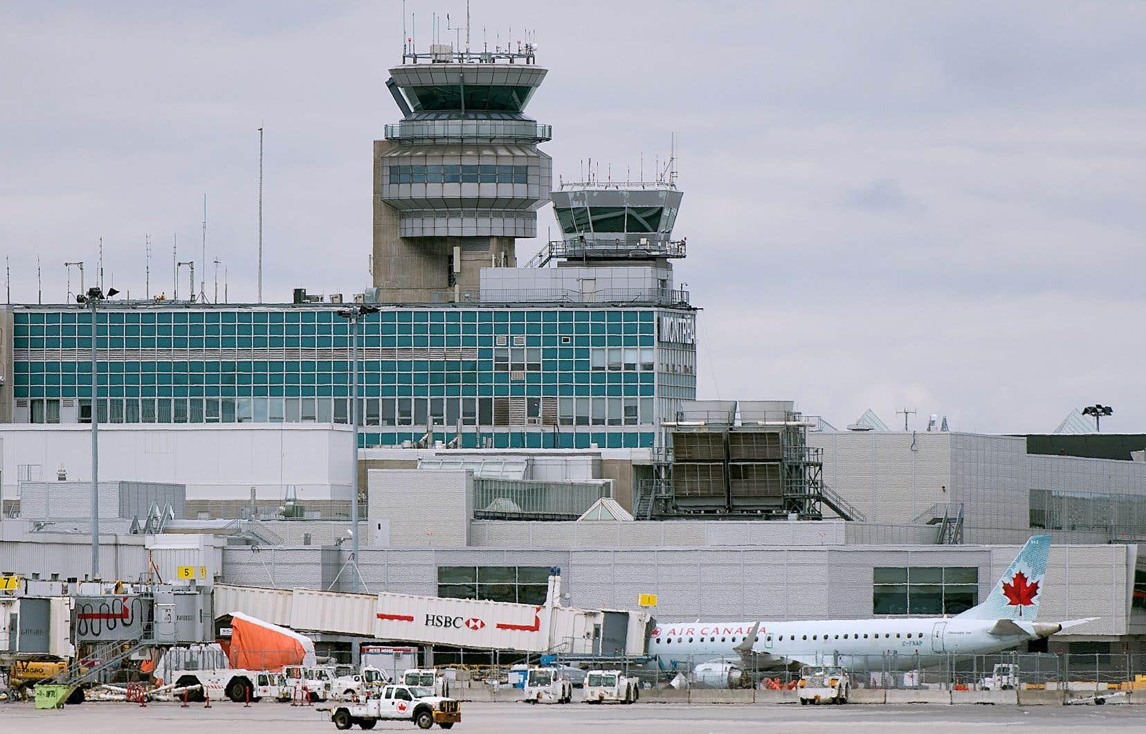 L'effectif d'Aéroports de Montréal est maintenant de 428 personnes, un recul de 30% par rapport à l'avant-crise.
