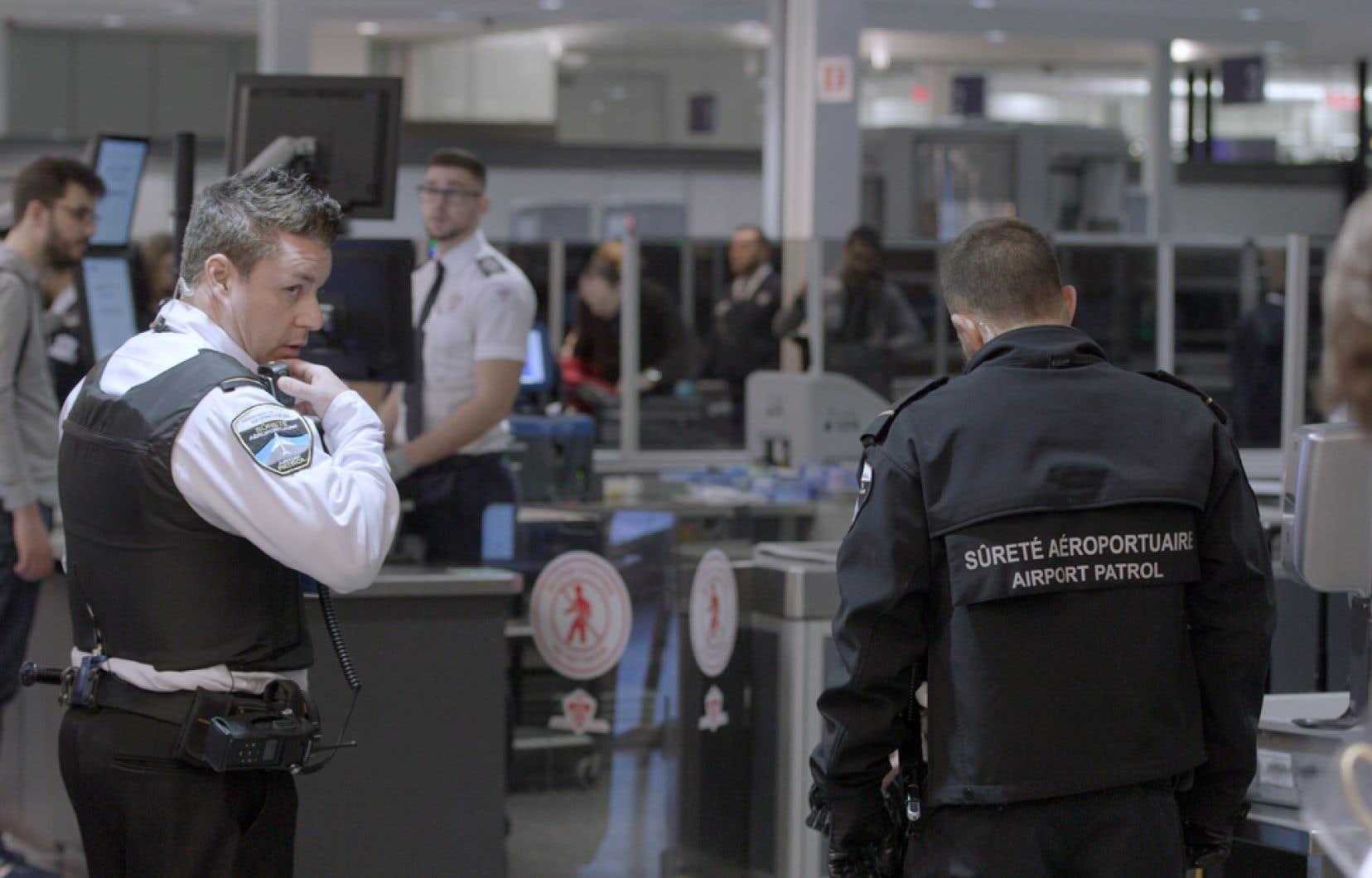 Canal D reprend la série documentaire «YUL: la vie à l'aéroport», qui propose une incursion dans les coulisses de l'aérogare montréalaise.