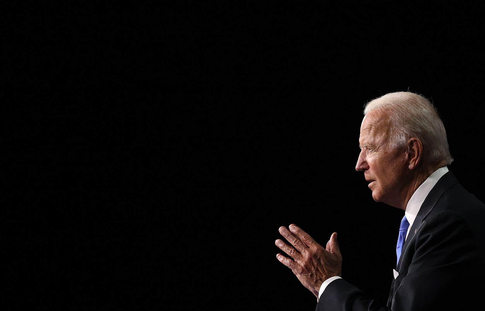 Joe Biden prononcera un discours de campagne lundi après-midi pour remettre en question la sécurité aux États-Unis sous Donald Trump.