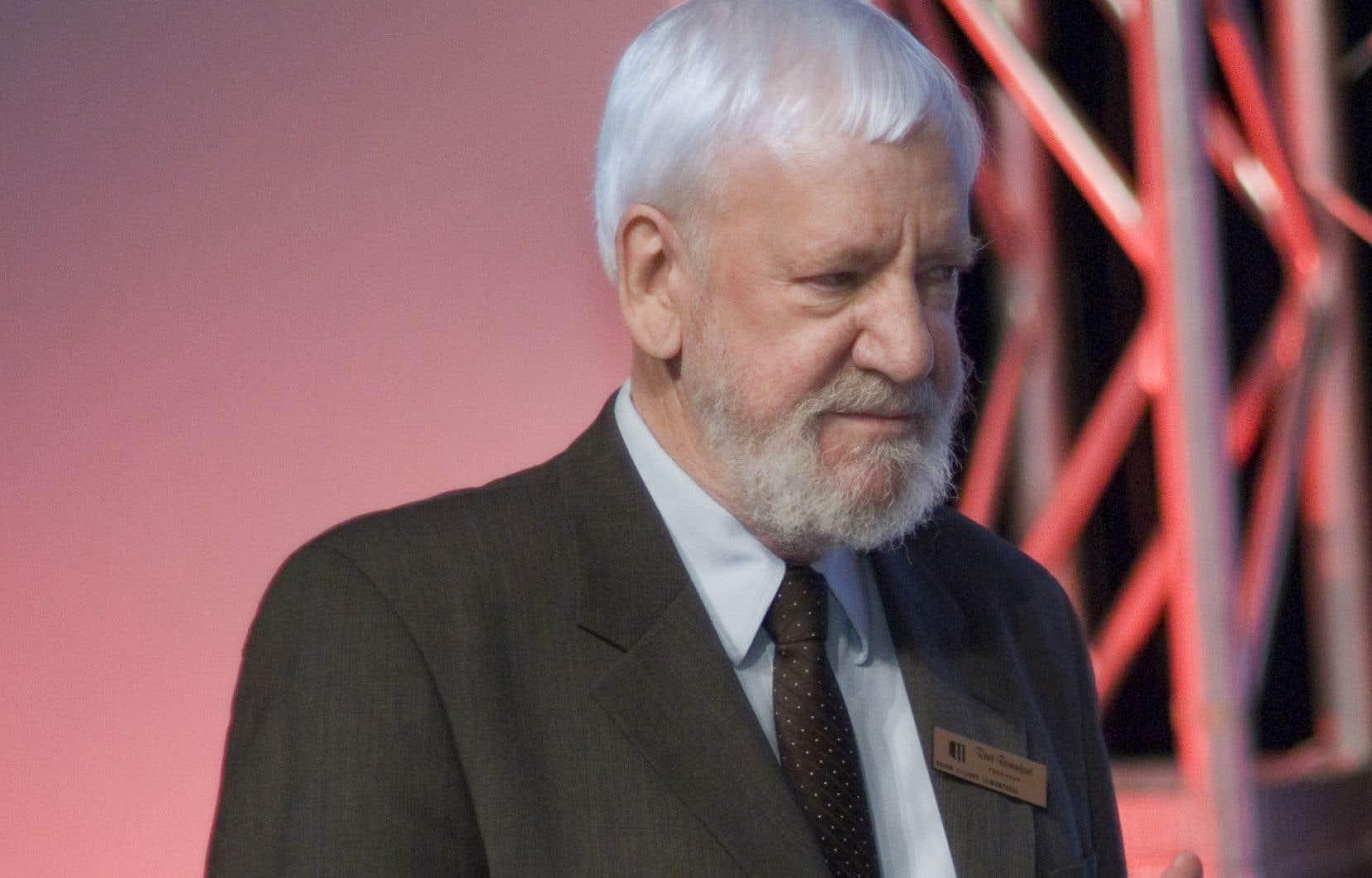 René Bonenfant était une figure très respectée du monde de l'édition, où il était considéré comme un sage et un mentor.