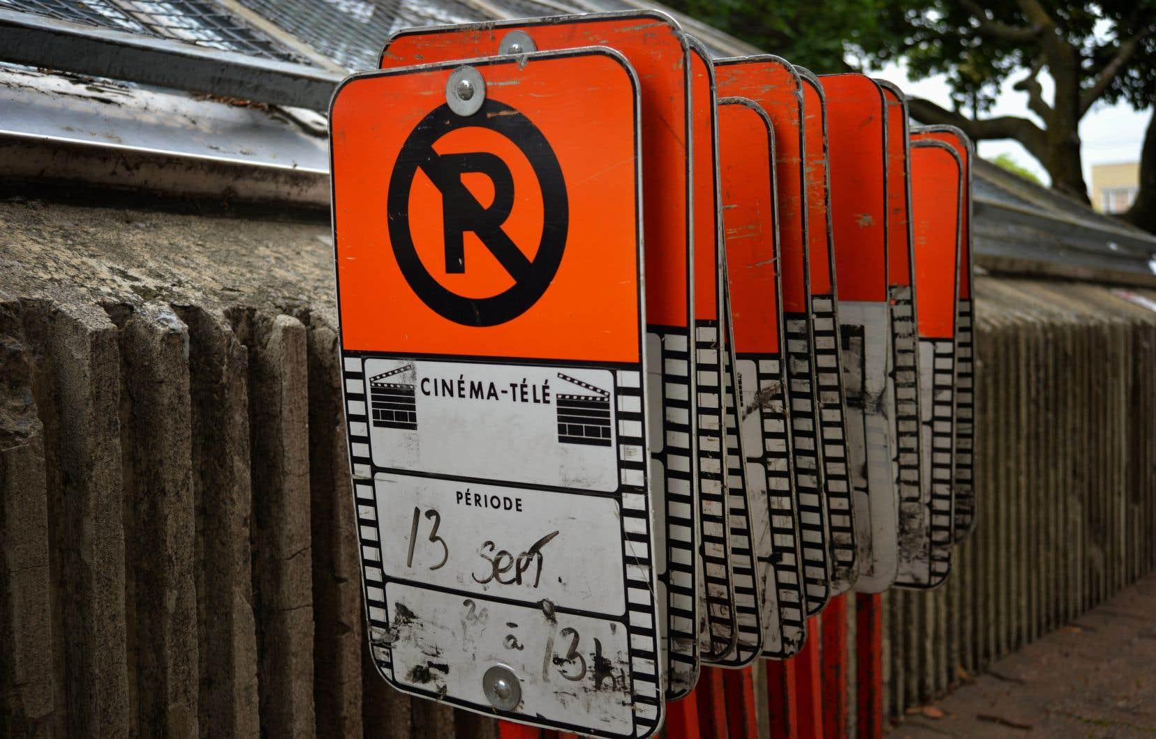 «Le secteur de la production cinématographique et télévisuelle a engendré plus de 47 000 emplois au Québec l'an dernier», rappellent les signataires.