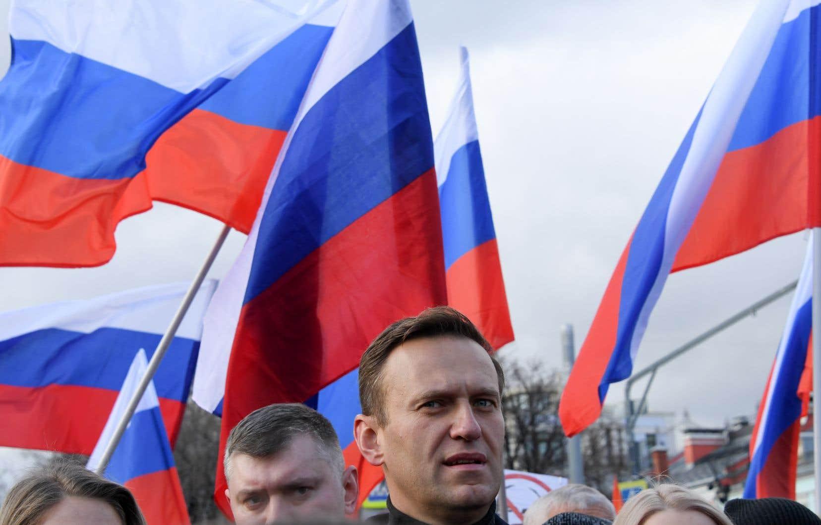 Selon Berlin, l'opposant russe Alexeï Navalny a été victime d'une attaque utilisant un agent neurotoxique de type Novitchok.