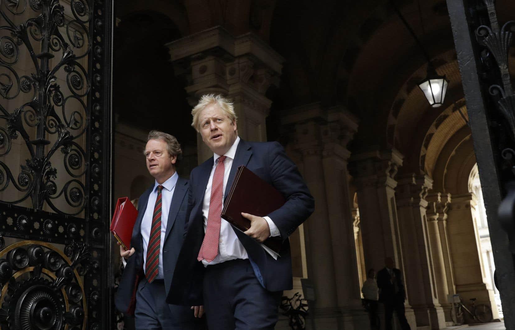 Le Royaume-Uni a quitté l'Union européenne en janvier, mais il reste régi par la réglementation européenne jusqu'à fin décembre.