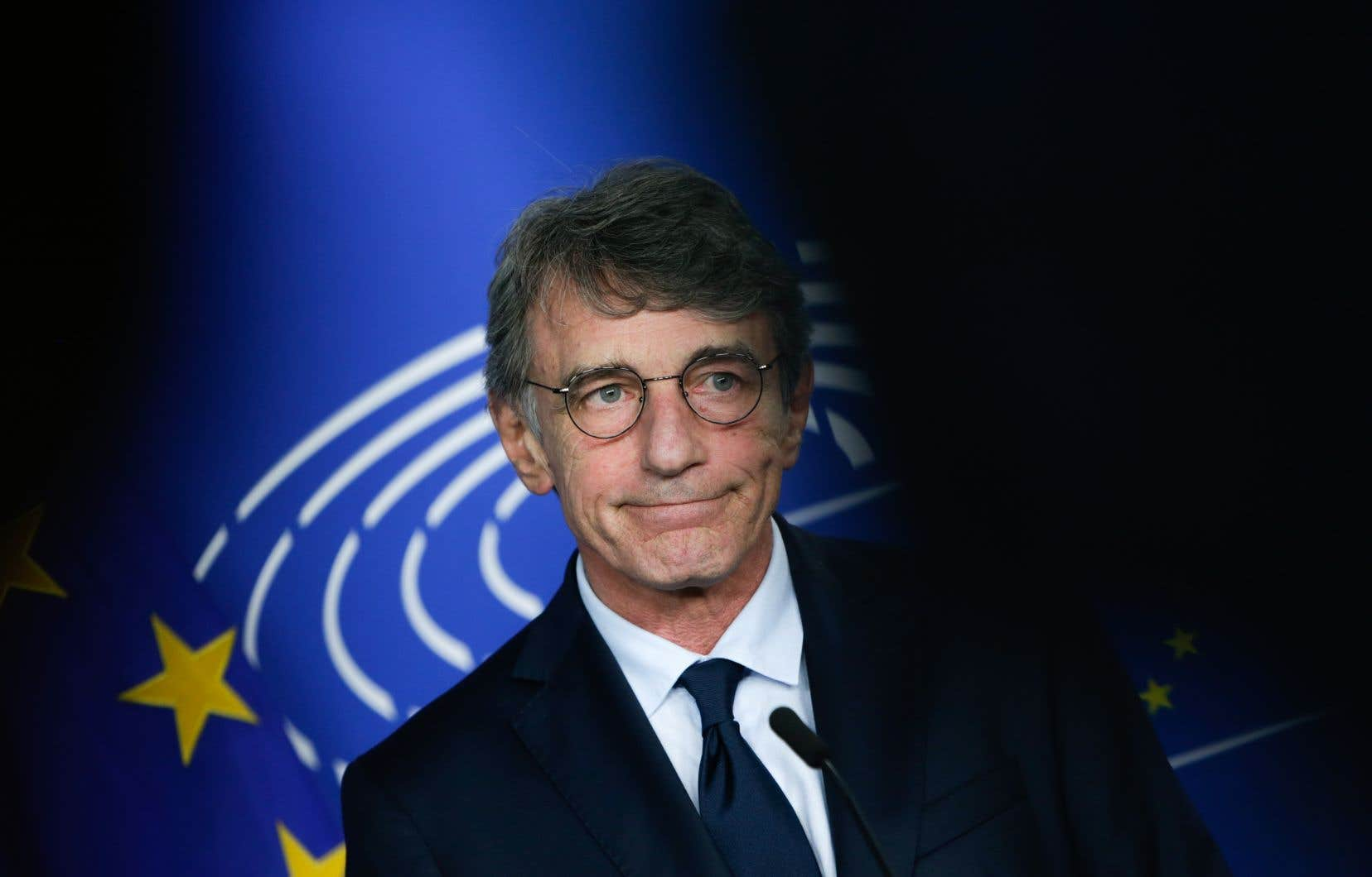 «Toute tentative par le Royaume-Uni de saper l'accord aurait de graves conséquences», a prévenu le président du Parlement européen, David Sassoli.