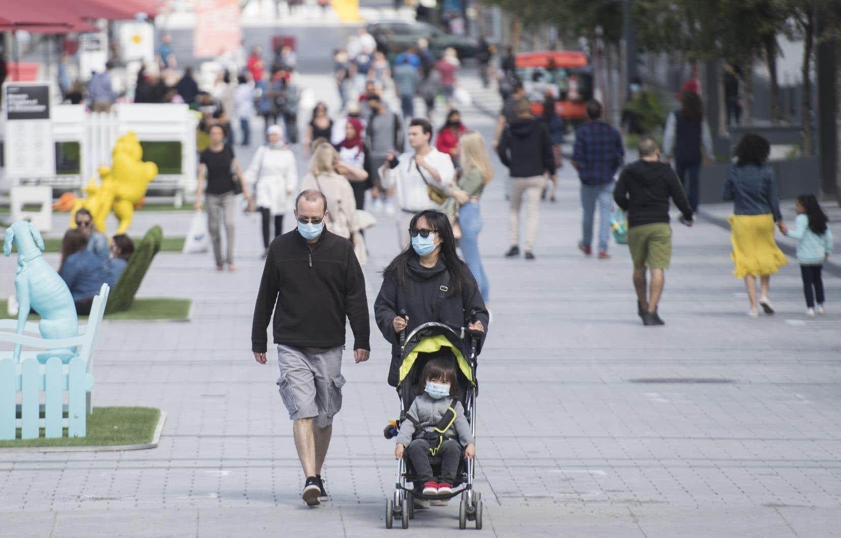 En mai, le Conference Board du Canada publiait une étude soulignant que Montréal se plaçait derrière les grandes villes de l'Ouest canadien au classement des villes les plus touchées par les effets de la pandémie.