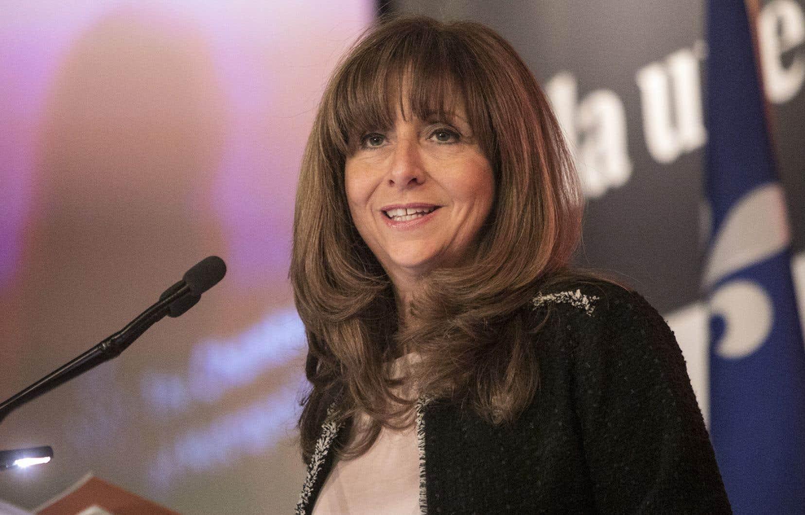 La ministre de la Culture et des Communications, Nathalie Roy, avait déjà annoncé, l'an passé, que l'État consacrerait 30millions$ à ce programme.