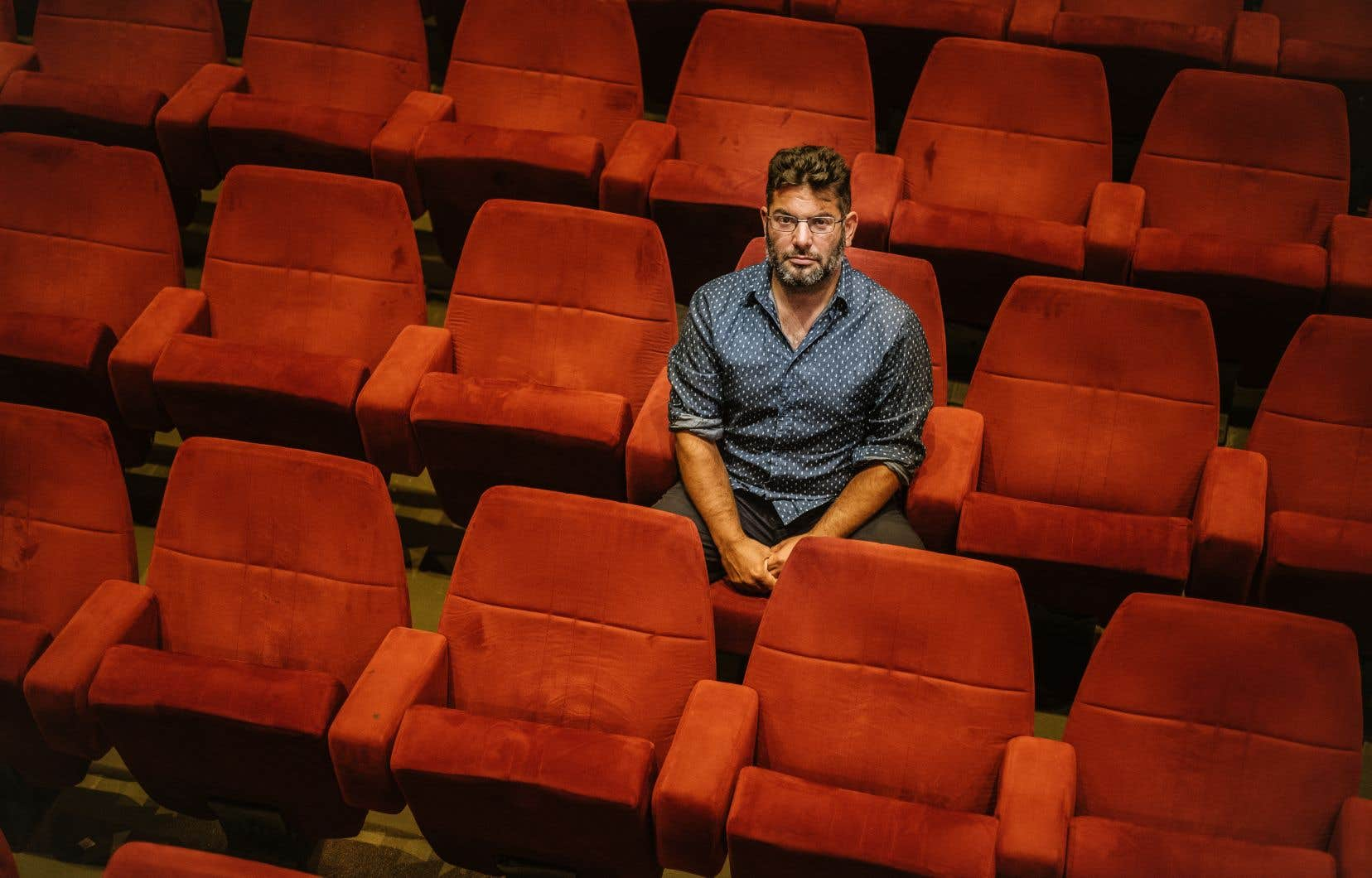 Les mots «dépression» et «résistance» se repoussent et se côtoient d'ailleurs dans la nouvelle programmation du théâtre Quat'Sous, dirigée par Olivier Kemeid.