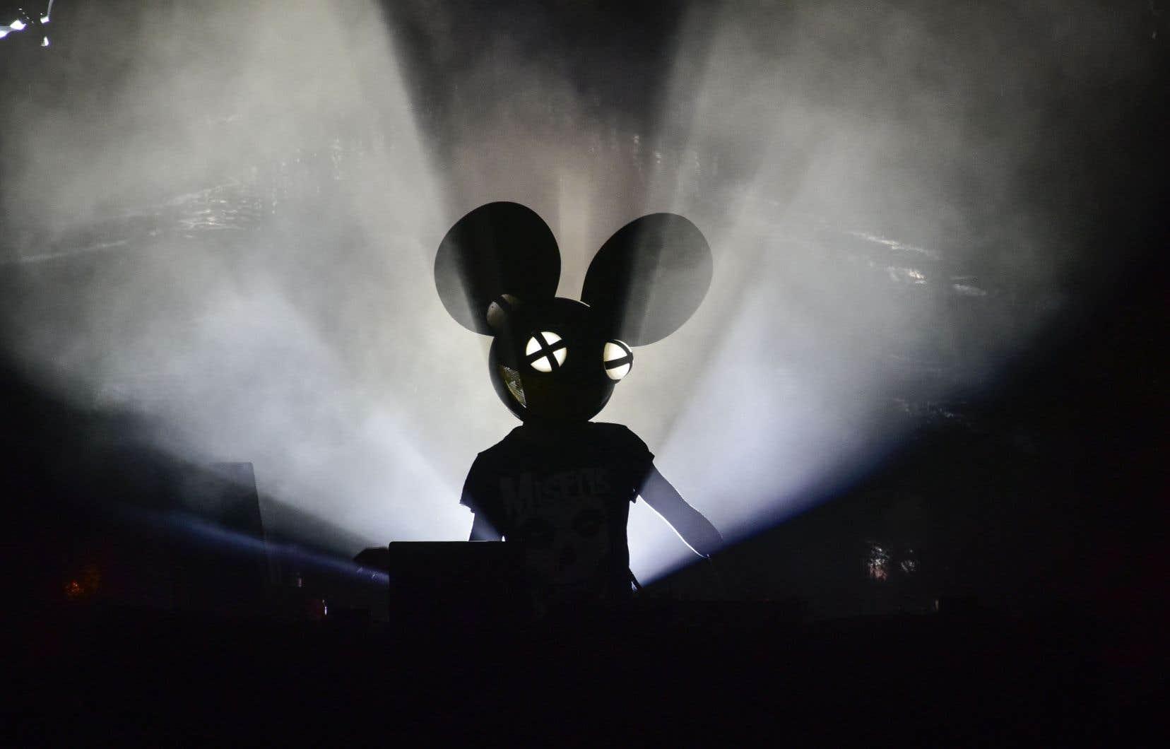 Le compositeur EDM canadien Deadmau5 sera au théâtre Ciné-Parc Royalmount les 18 et 19 septembre.