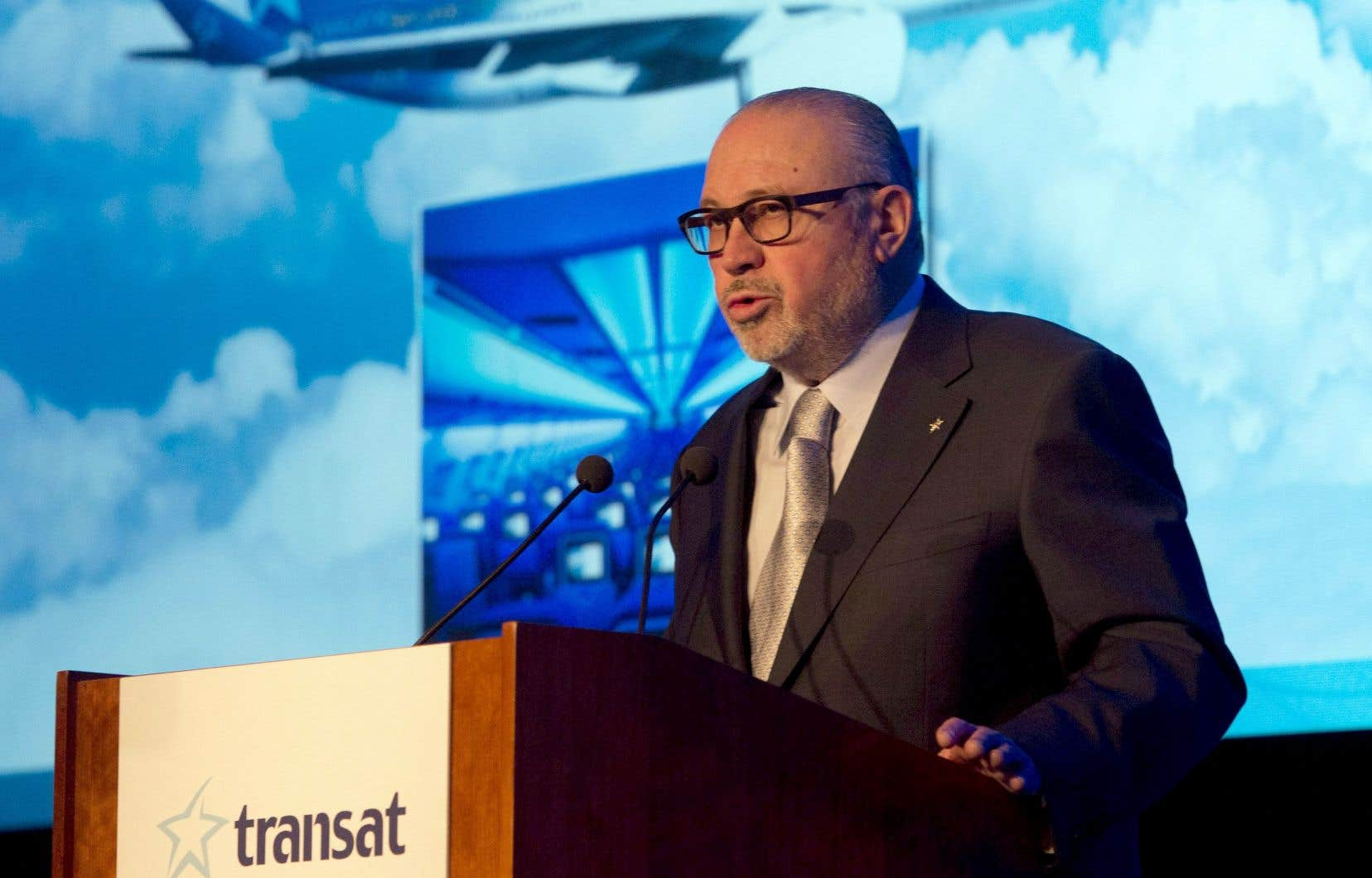 «On dirait qu'au Canada, notre industrie n'existe pas», a déploré Jean-Marc Eustache.