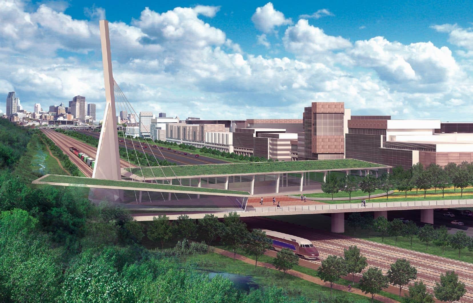 «La mobilité active, la biodiversité et la qualité de vie à l'échelle locale doivent aujourd'hui cheminer sur la voie rapide et occuper l'avant-scène des projets d'infrastructures qui feront la renommée de Montréal», pensent les signataires.