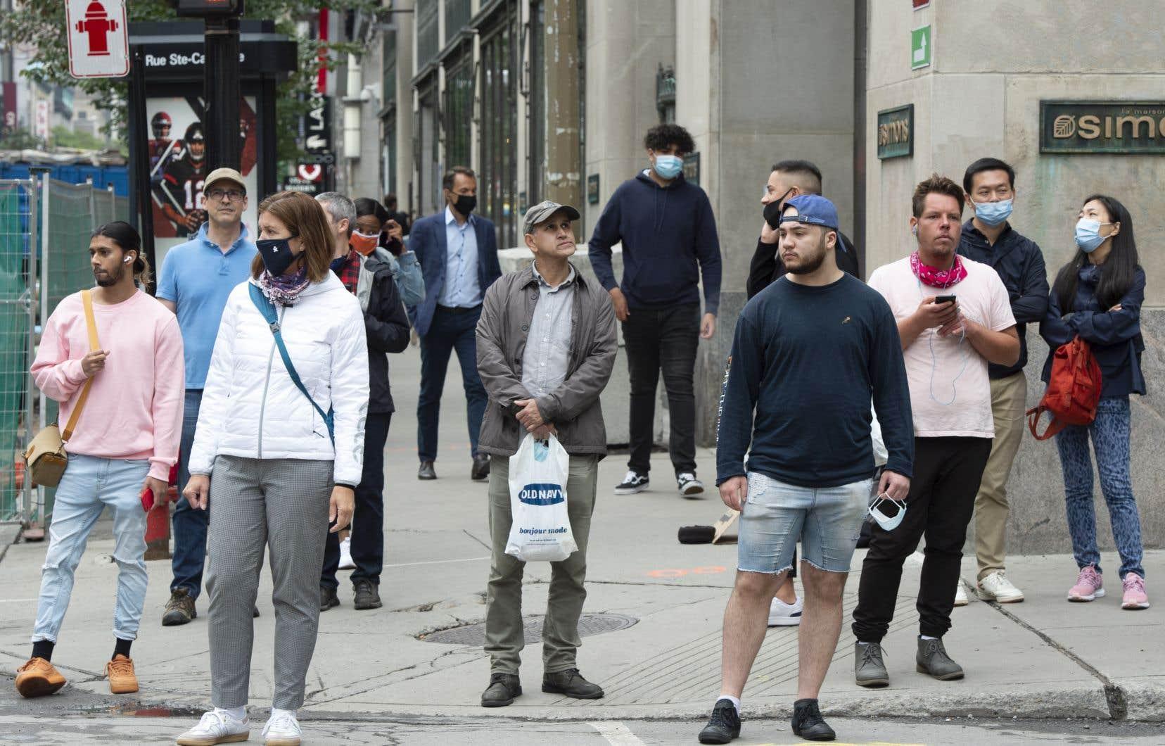La pandémie a mis en lumière des failles dans le filet de sécurité sociale, notamment au niveau du programme d'assurance-emploi.