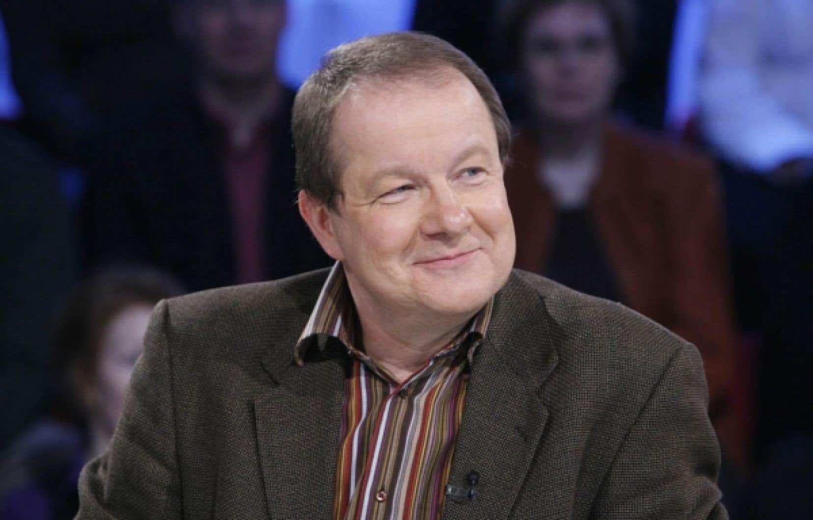 Hervé Kempf est journaliste au quotidien Le Monde