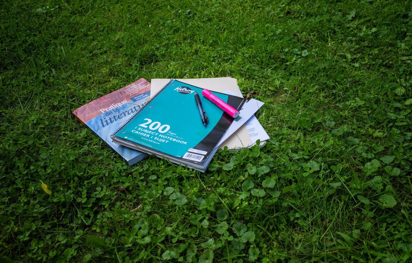 COVID-19 ou pas, l'apprentissage dans la nature a des effets positifs sur les élèves, selon la Dre Marie-Ève Langelier, professeure à l'unité d'enseignement en intervention plein air de l'Université du Québec à Chicoutimi.