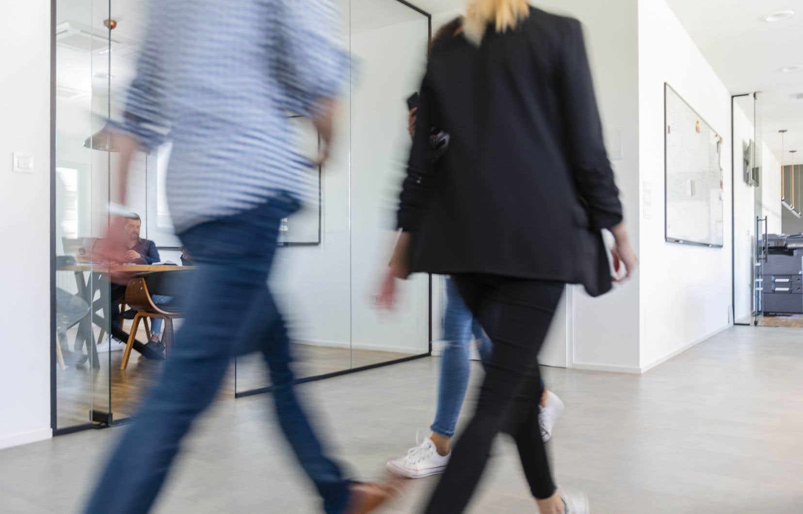 «Une réforme des dispositifs juridiques pour prévenir et réprimer le harcèlement s'impose, notamment par des modifications à la Loi sur les normes du travail et au Code criminel», estiment les auteurs.