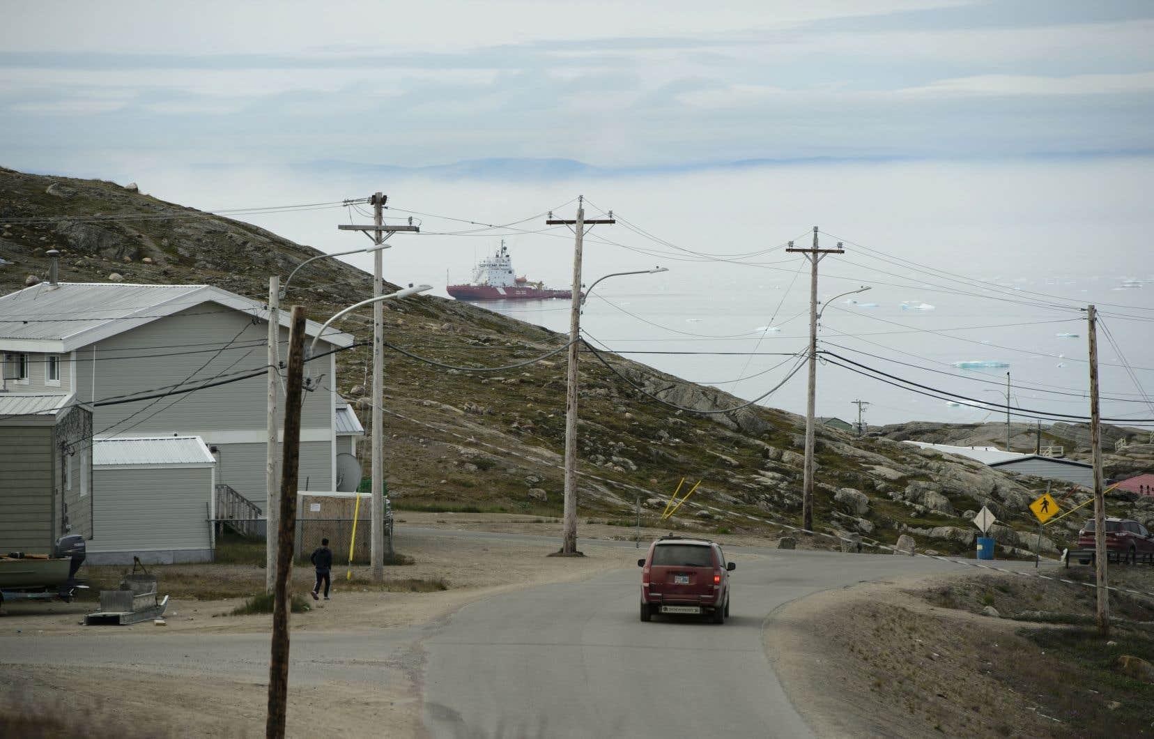 Le Nunavut ne répertorie aucun cas confirmé d'infection.<br />