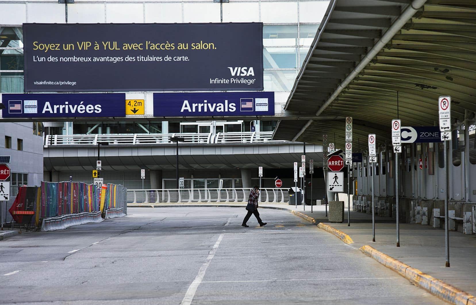 «Les gouvernements fédéral et provincial doivent refuser de fournir la moindre contribution à la station du REM à l'aéroport», affirment les auteurs.