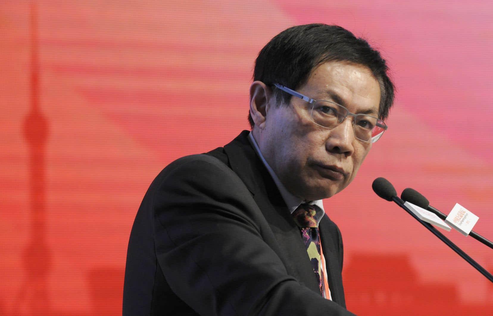 Ren Zhiqiang était jusqu'à sa récente exclusion cet été un membre de longue date du Parti communiste chinois.