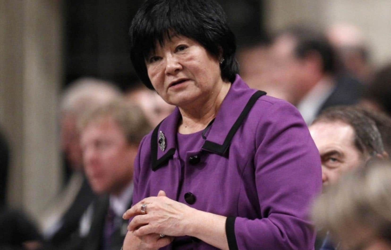 La ministre Bev Oda a finalement admis hier que c'est elle qui a refusé de financer l'organisme Kairos, qui fournit de l'aide en développement, notamment au Moyen-Orient.
