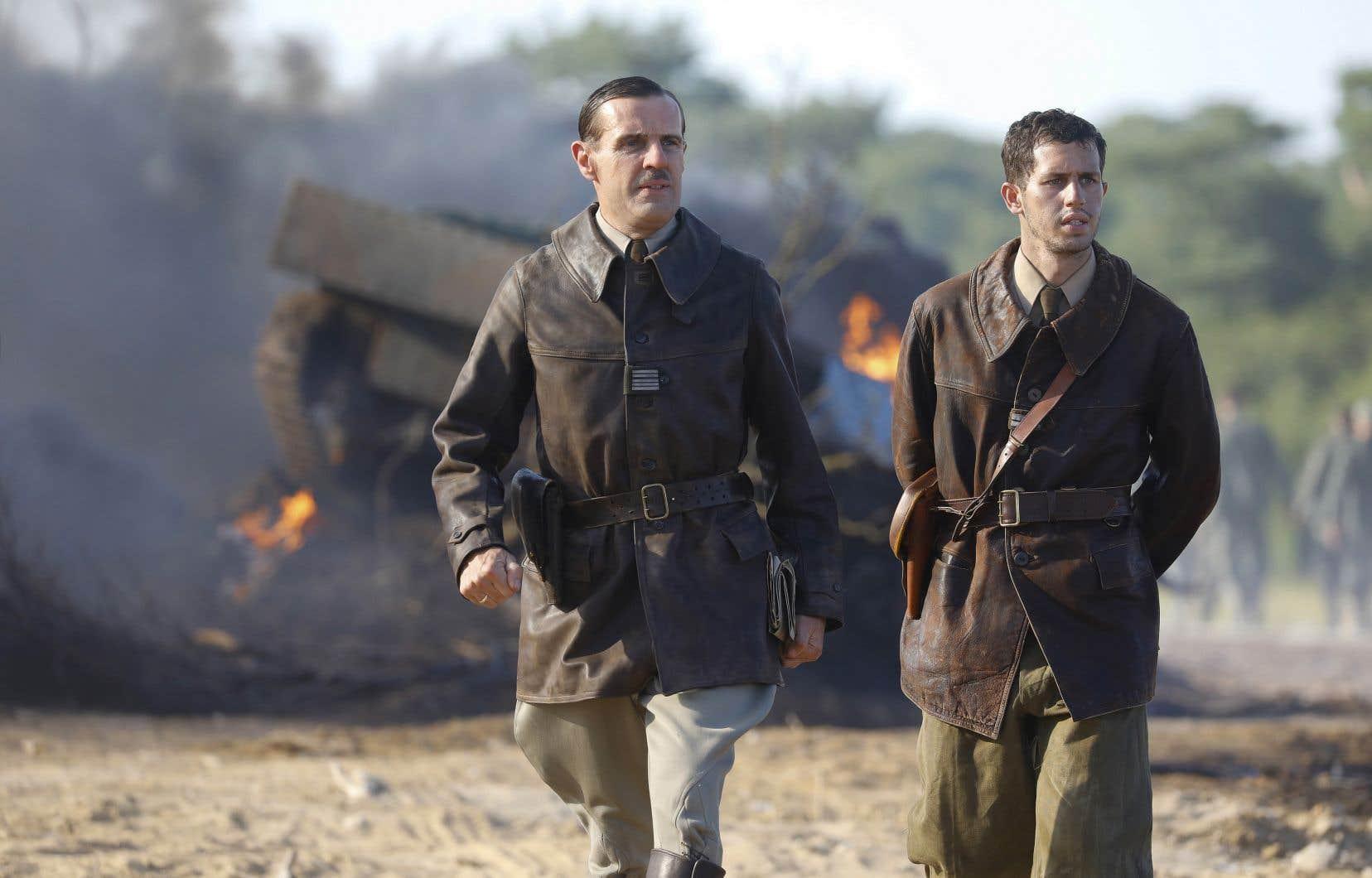 Avec «De Gaulle», le réalisateur Gabriel Le Bomin propose un drame biographique non dénué d'intérêt, mais poussiéreux pas à peu près.