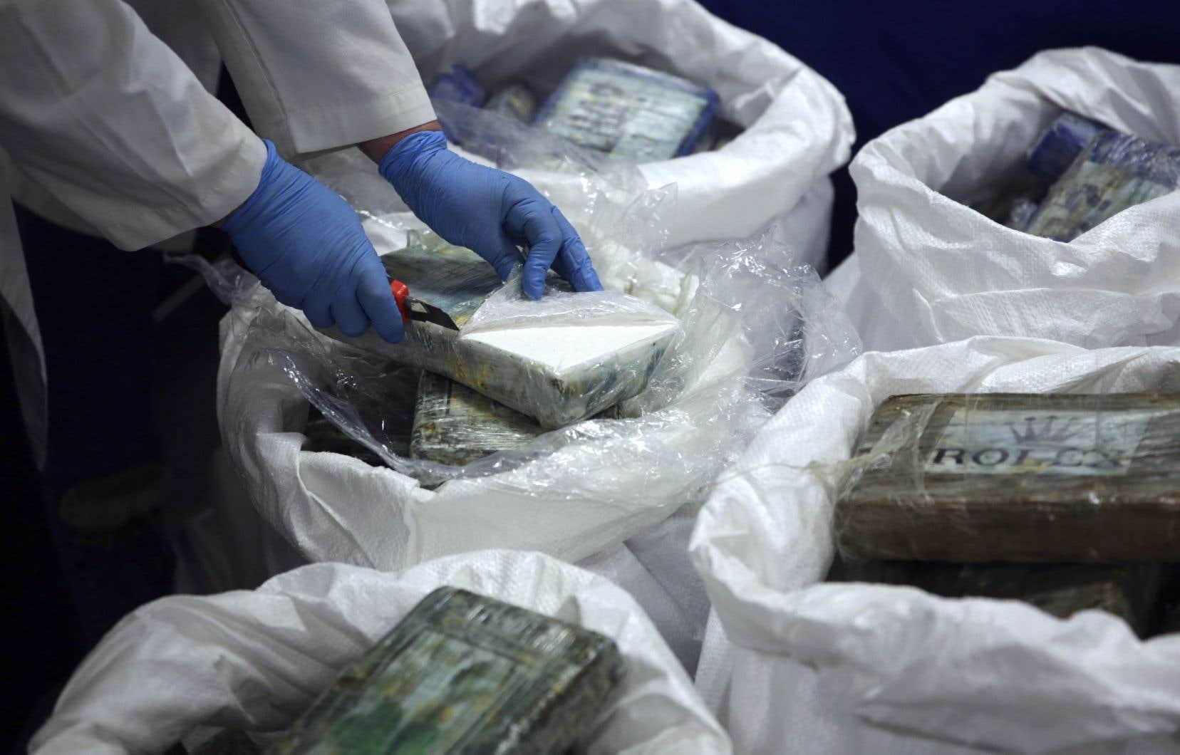La Colombie a dépensé 1,2milliard de dollars par an entre 2000 et 2015 dans la lutte contre le trafic de drogue. Sans succès.