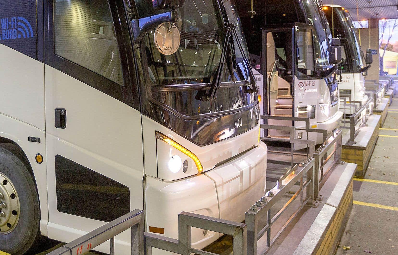 Les 160 entreprises québécoises œuvrant dans le transport nolisé-touristique, vivent une situation inédite.