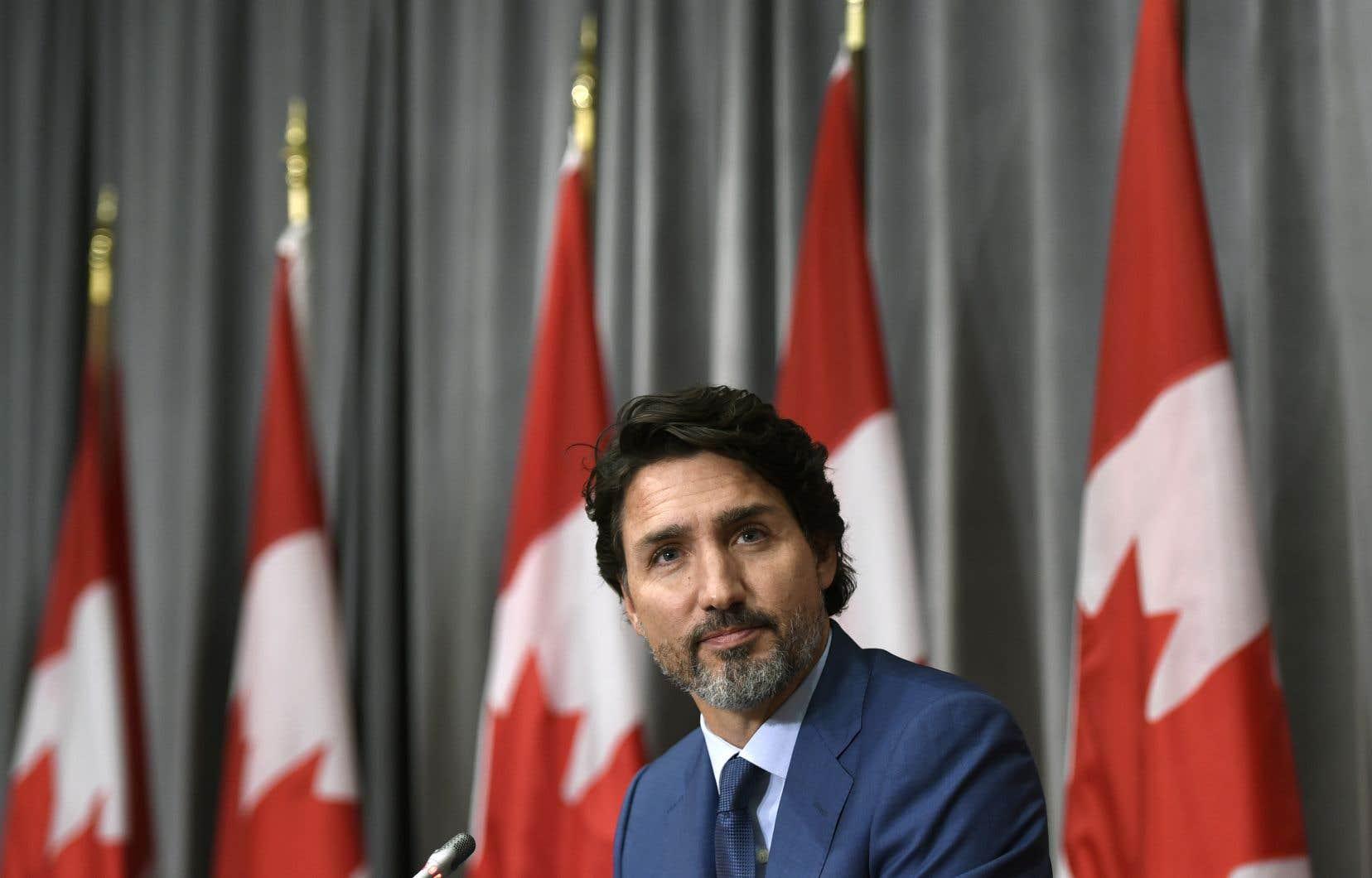 JustinTrudeau a indiqué que cette somme serait partagée entre des partenaires de confiance qui combattent la COVID-19 dans le monde.