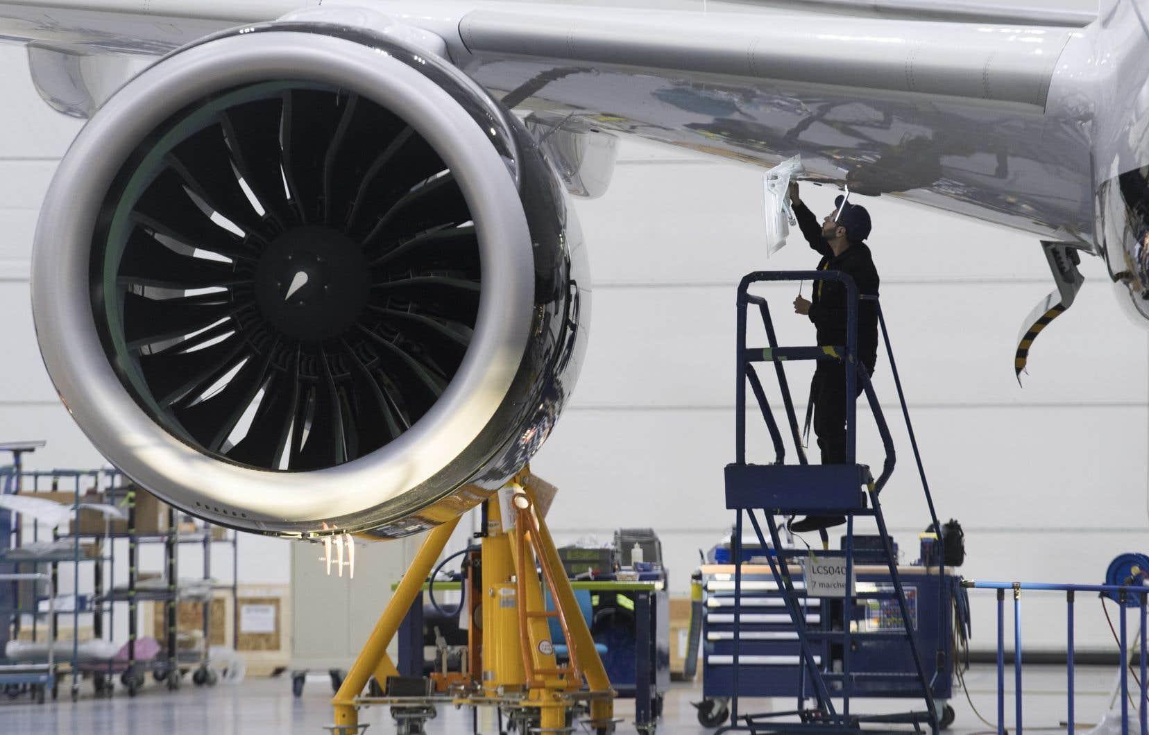En février dernier, Bombardier avait annoncé qu'elle quittait le programme, contrôlé par Airbus depuis juillet 2018.