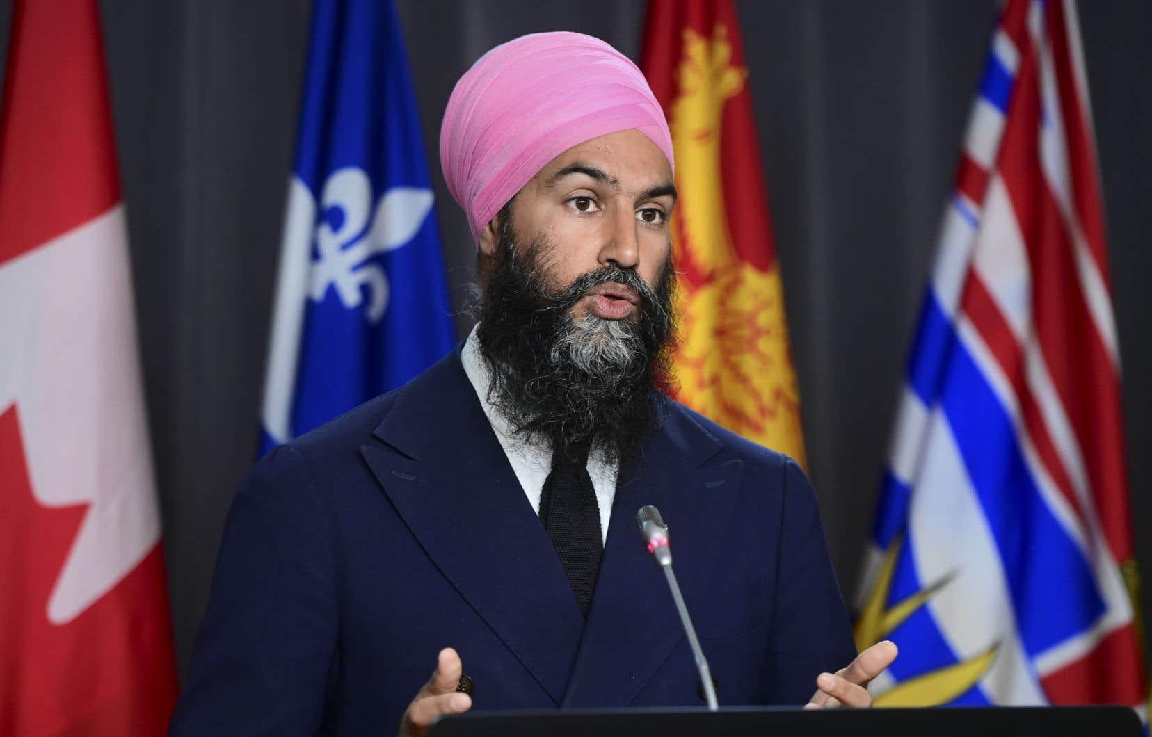 Le NPD a exigé une bonification des mesures annoncées par le gouvernement en contrepartie de son appui au discours du Trône.
