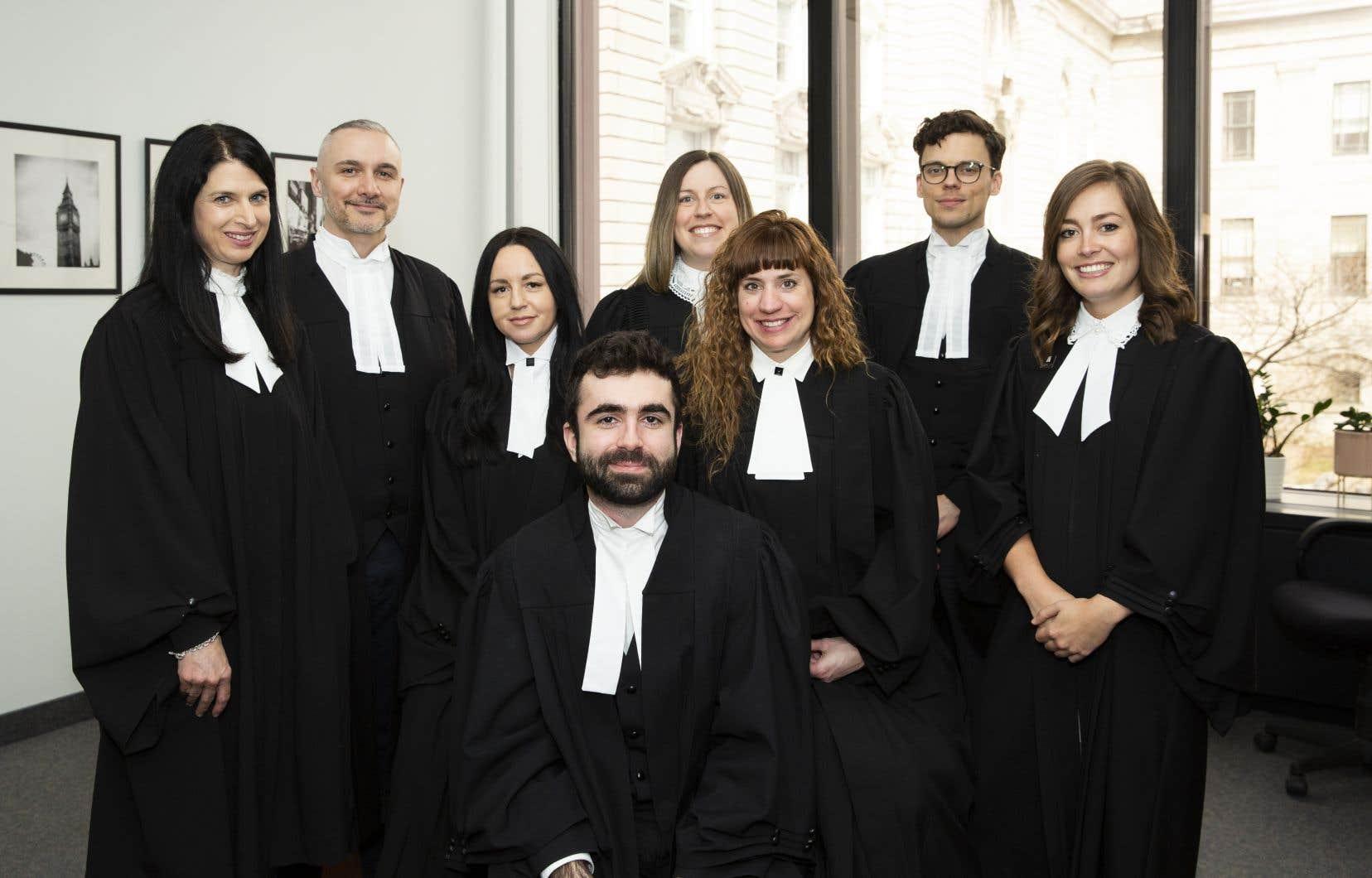 La deuxième saison des «Coulisses du palais» nous transporte dans les couloirs et les salles de cour du palais de justice de Montréal.