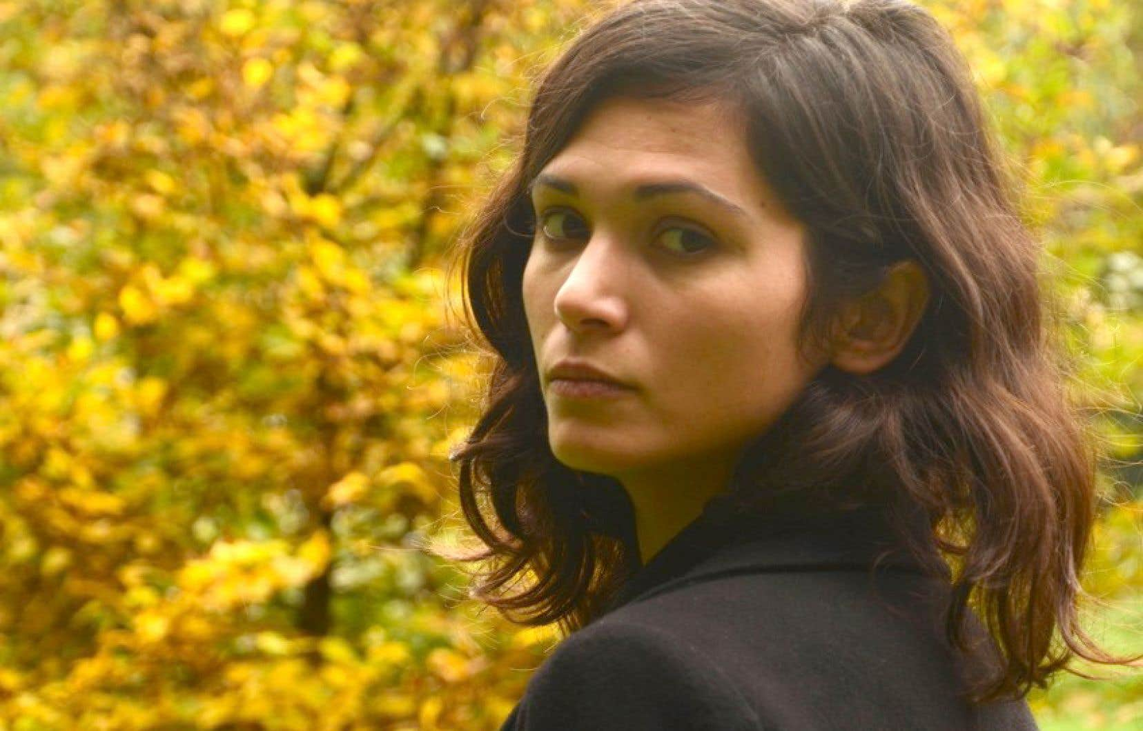 L'écrivaine Julia Kerninon