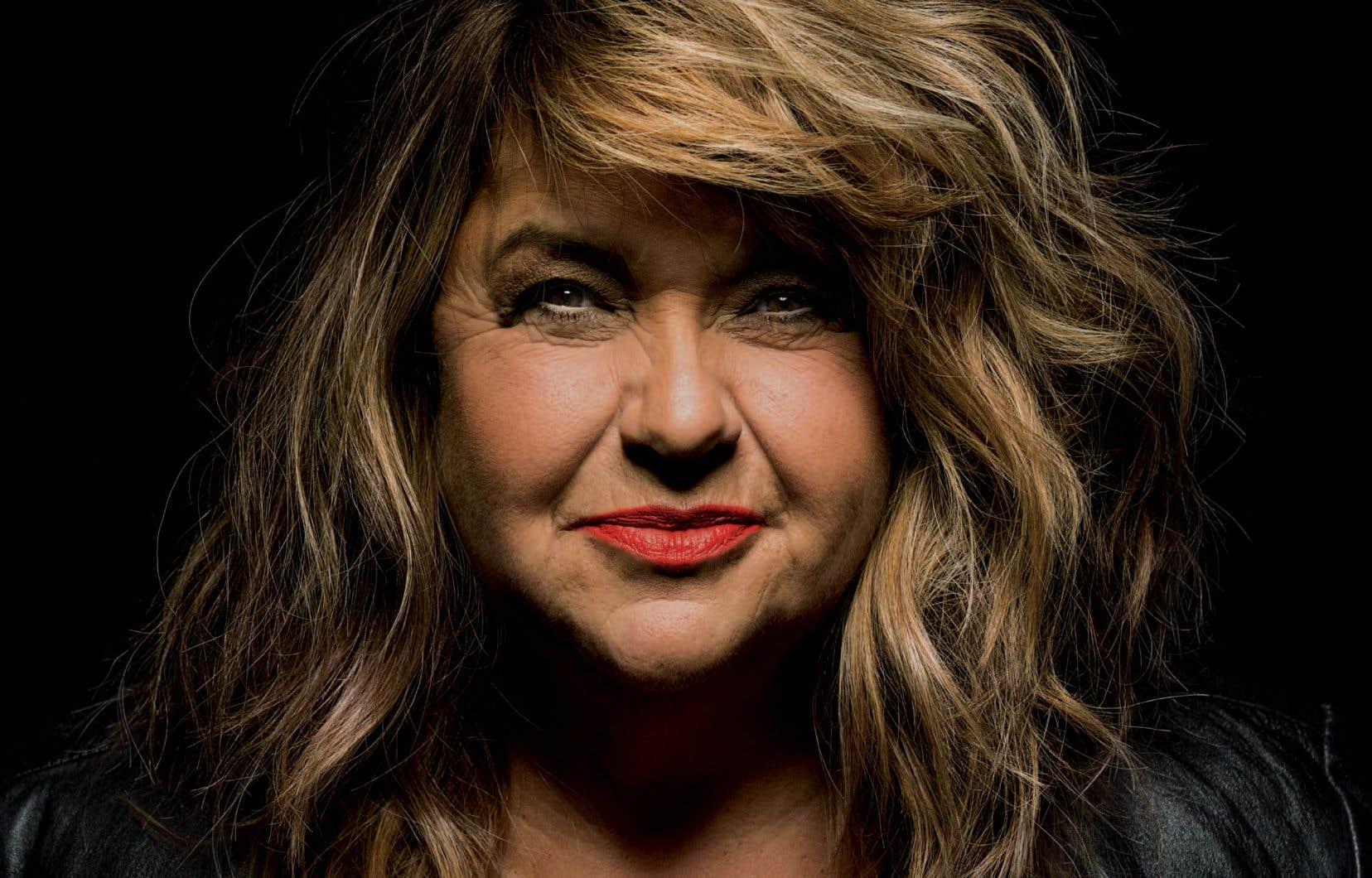 L'humoriste Lise Dion