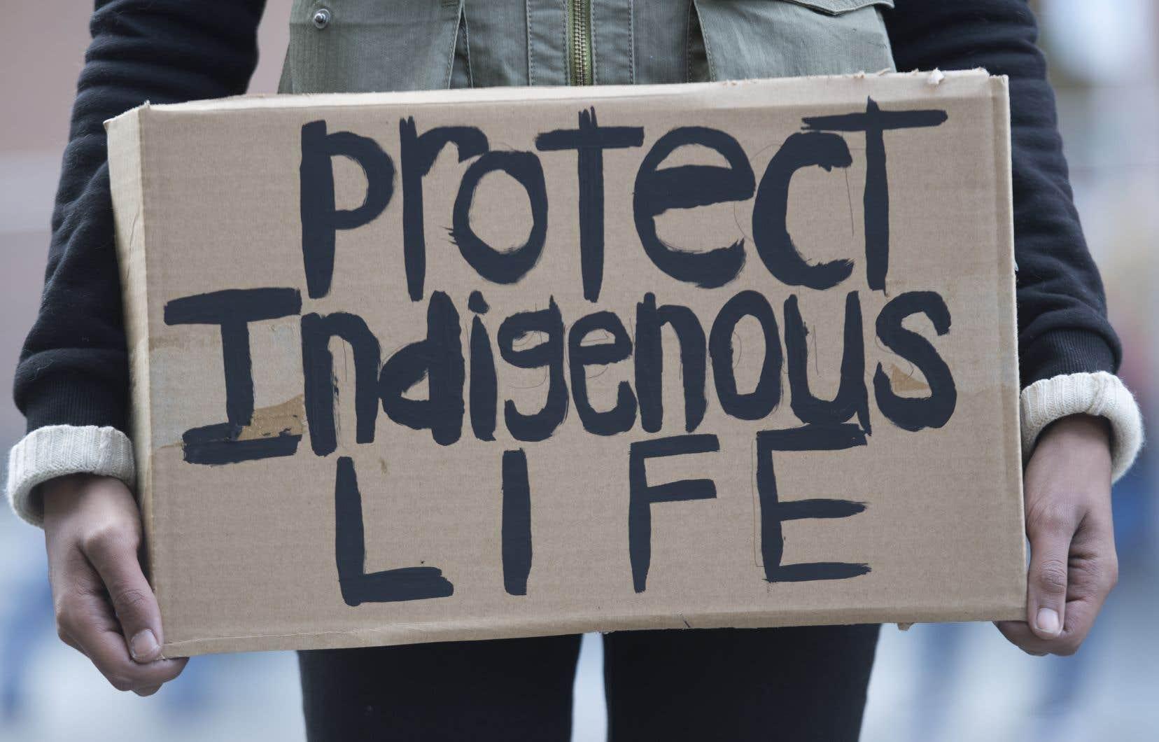 La communauté Atikamekw souhaite ds excuses de la part du gouvernement pour la mort de Joyce Echaquan.