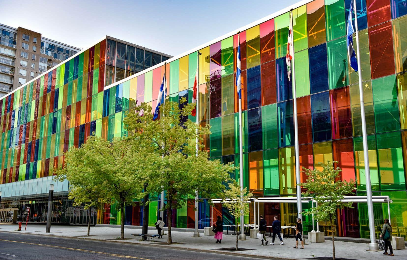 Le Palais des congrès