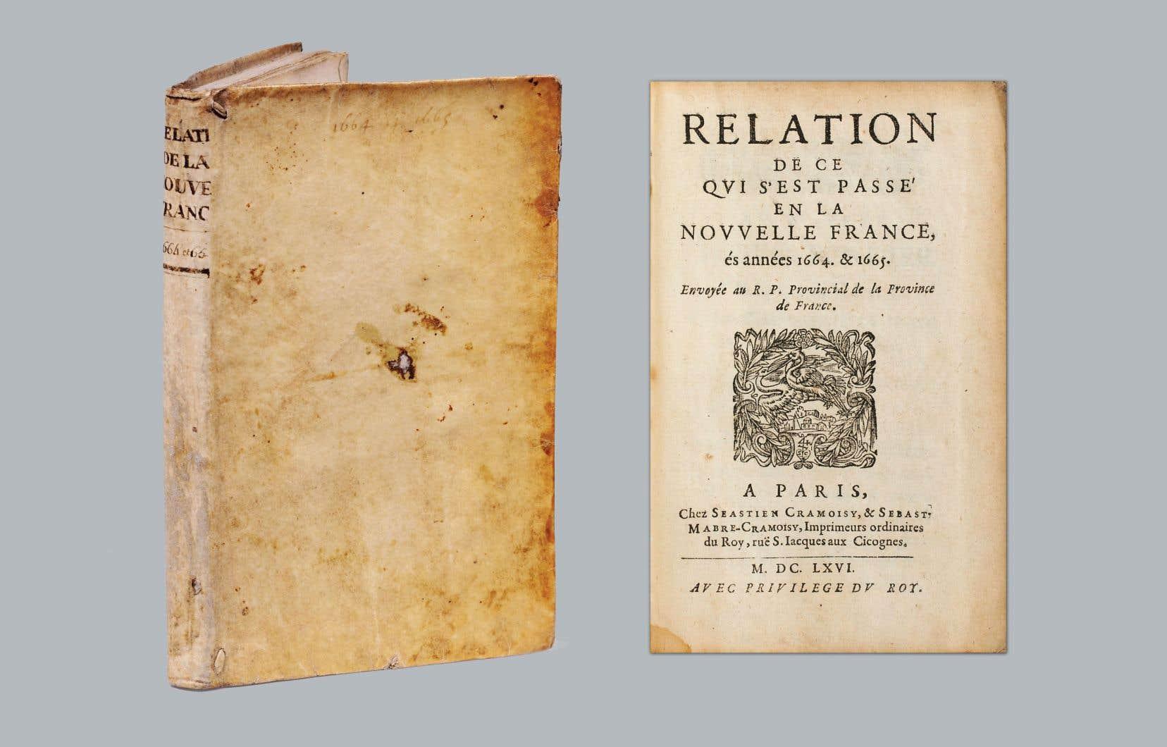 François-Joseph Le Mercier, Paris, 1666. Édition originale.